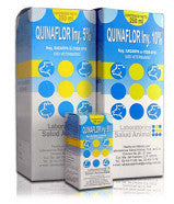 Quinaflor Inyectable 10% Frasco con 25 ml