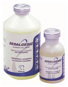 Sedalgesic Inyectable 500 ml