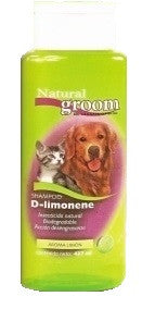 Shampoo Natural Groom D-Limone 400 ml