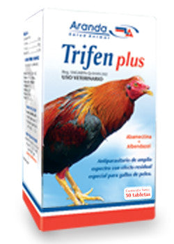 Trifen Plus 100 Tabletas