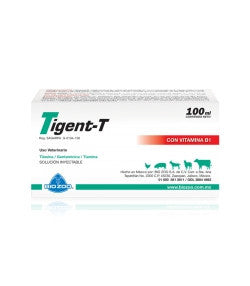 Tigent-T Frasco de 100 ml