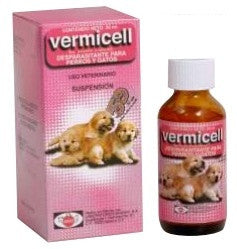 Vermicell Suspensión 50 ml