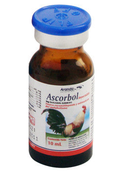 Ascorbol Inyectable Frasco con 10 ml