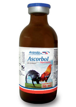Ascorbol Inyectable Frasco con 50 ml