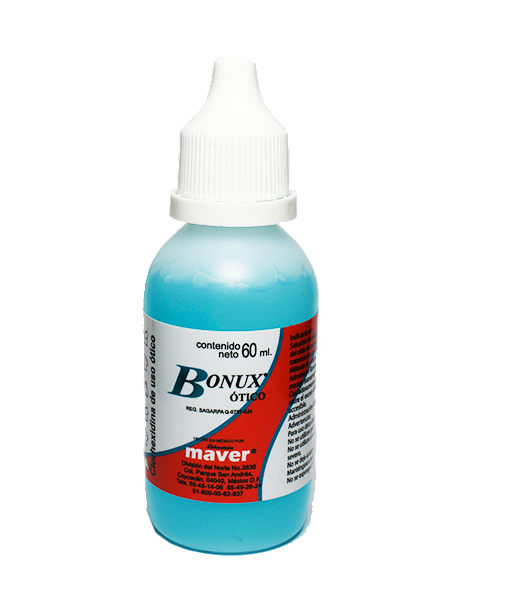 Bonux Ótico 60 mL
