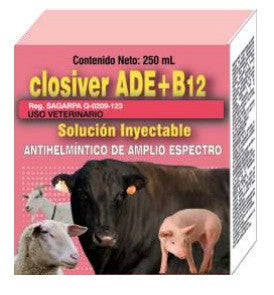 Closiver ADE+B12 250 ml