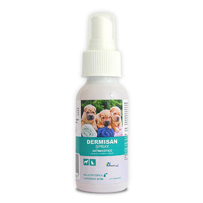 Dermisan Spray Frasco con 60 ml