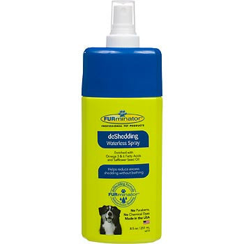 deShedding Waterless Spray FURminator Spray anticaida de pelo en perros