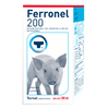 Ferronel 200 Hierro Inyectable Frasco con 10 ml