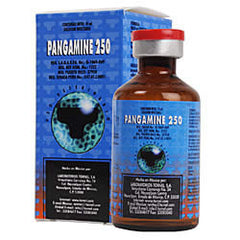 Pangamine 250 Inyectable Frasco de 30 ml