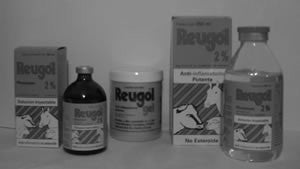 Reugol 2% Inyectable 100 ml.