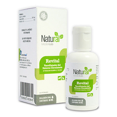 Revital Solución Oral 30 ml