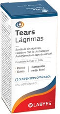 Tears Lagrimas 8 mL