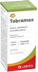 Tobramax gotas 5 mL