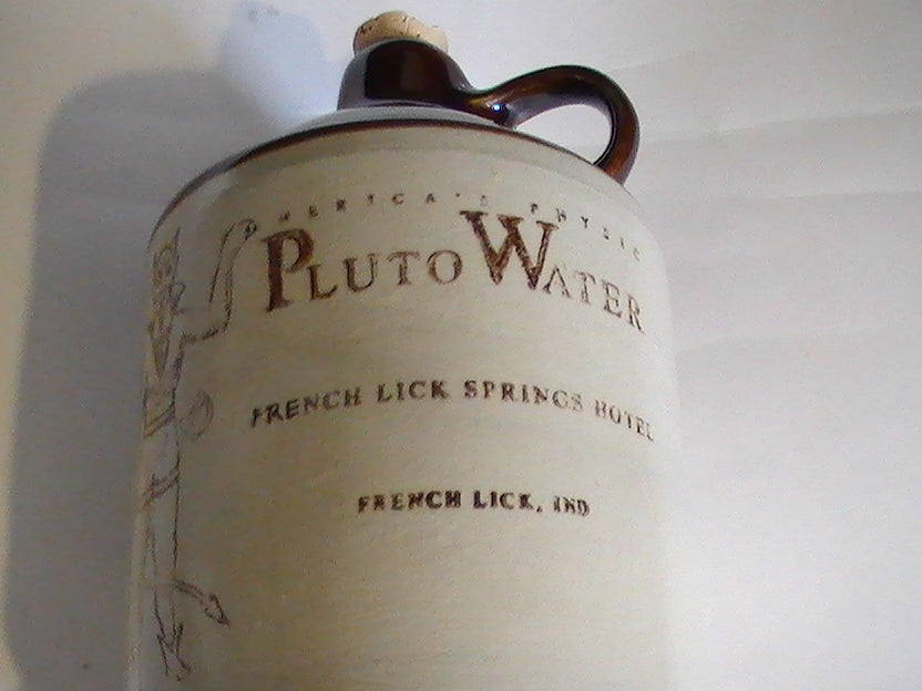 PLUTO'S WATER,FRENCH LICK SPRINGS