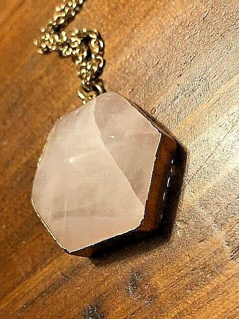 POWERS OF THE CONEXUS, PINK QUARTZ