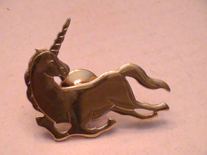 Gallant Galloping Unicorn