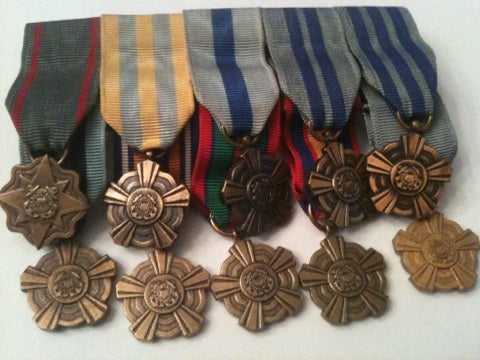 HEIRLOOM MEDALS OF PROTECTION