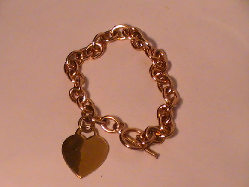 TAKE ANOTHER PIECE OF MY HEART --GOLD TONE
