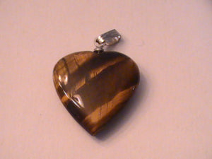 HOPEFUL HEARTS COLLECTION -- PIECE 6 -- TIGER'S EYE