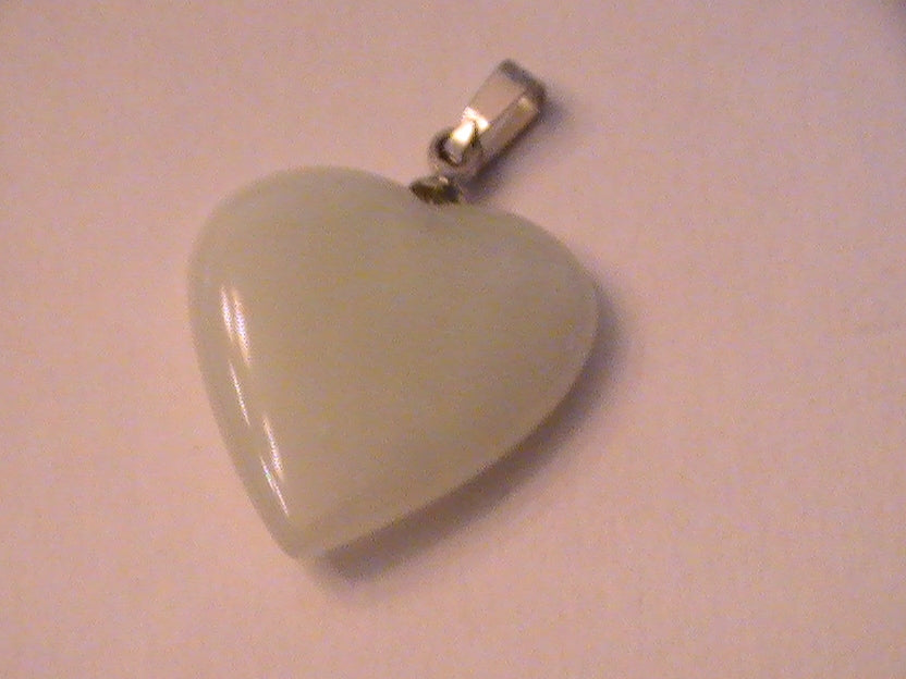 HOPEFUL HEARTS COLLECTION -- PIECE 8 -- NEW JADE