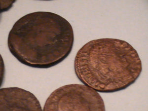 Tokens from the Lost City of Helike