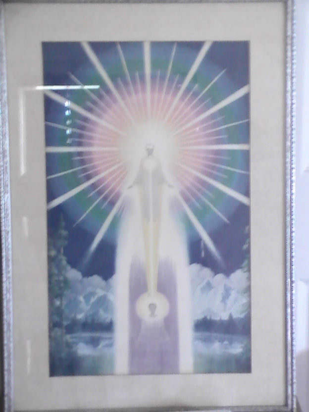 """I AM""  ST GERMAIN ASCENSION POWER PORTRAIT"