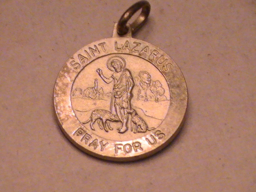 SAINT CHRISTOPHER -- YOUR GIGANTIC PROTECTOR