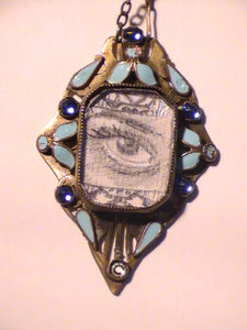 The Oracle Eye of Ancien Egyptian Magic