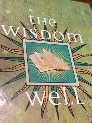 The Wisdom Well, tarot, oracle and book