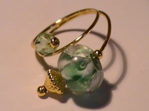 Rings of Illumination:  Green & White Oracles