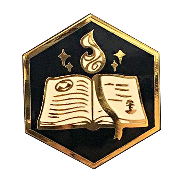 Dungeon & Dragons Wizard Class Pin
