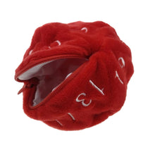 Load image into Gallery viewer, D20 Polyhedral Dice Bag Velvet Pouch