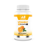 Vitamin C 1000mg Complex with Citrus Bioflavonoids & Rose Hips