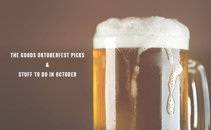 Top Oktoberfests Picks And Stuff To Do in October