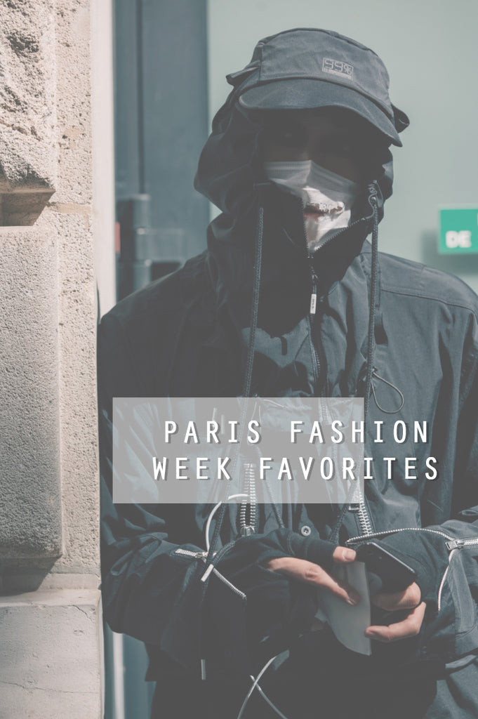 Our Favorites From Paris Fashion Week Spring 2019