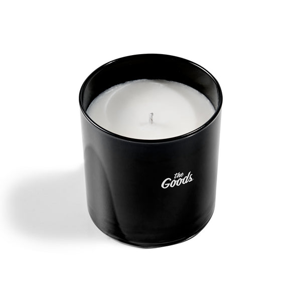 The Goods Candle Wood Scent