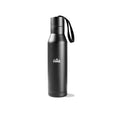 Black Vacuum Water Bottle