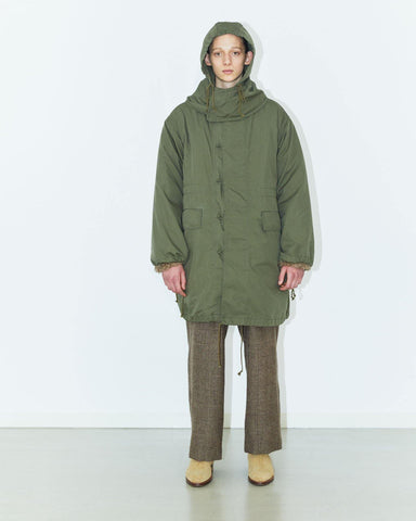 C/N oxford M-51 military coat