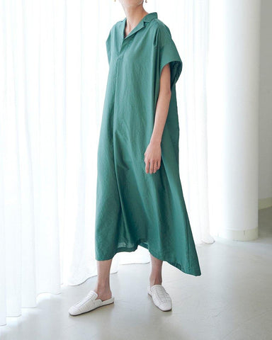 ◎Silky Silky lawn skipper dress - 08sircus