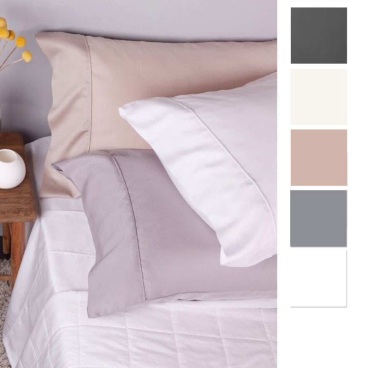 Bambi Ecotouch Tencel 50cm Sheet Set