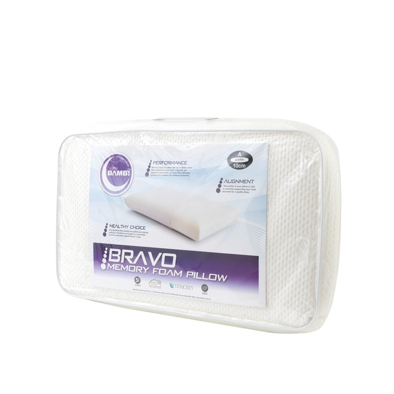 Bravo Memory Foam Pillow