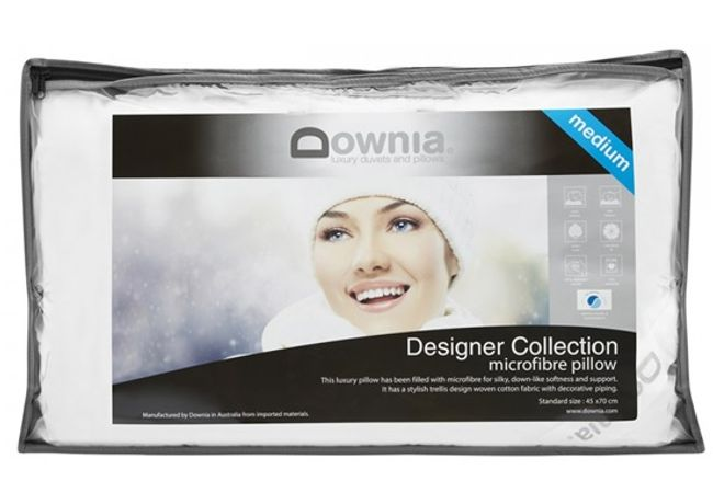 Downia Designer Collection Microfibre Pillow