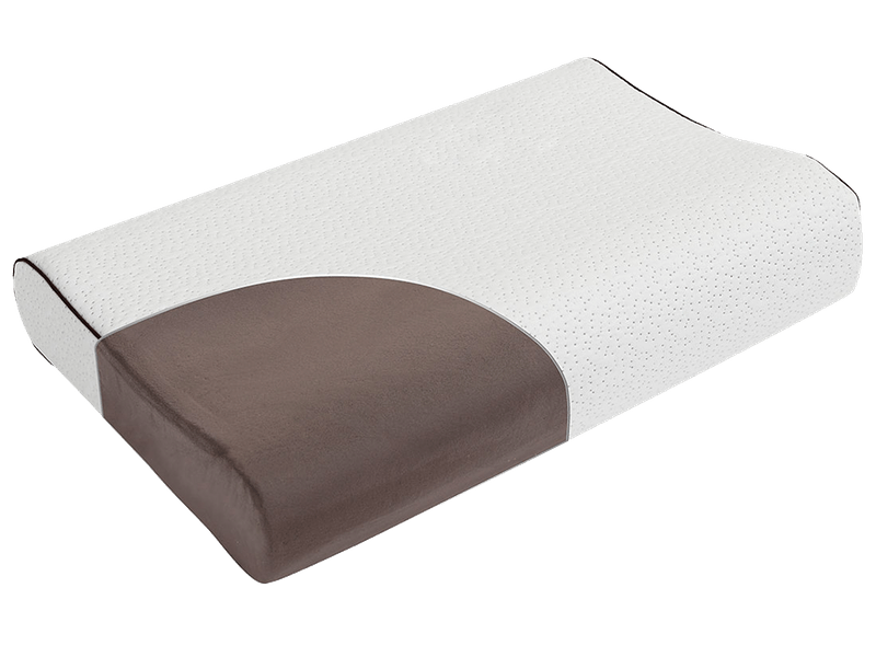 Bamboo Memory Foam Contour Pillow