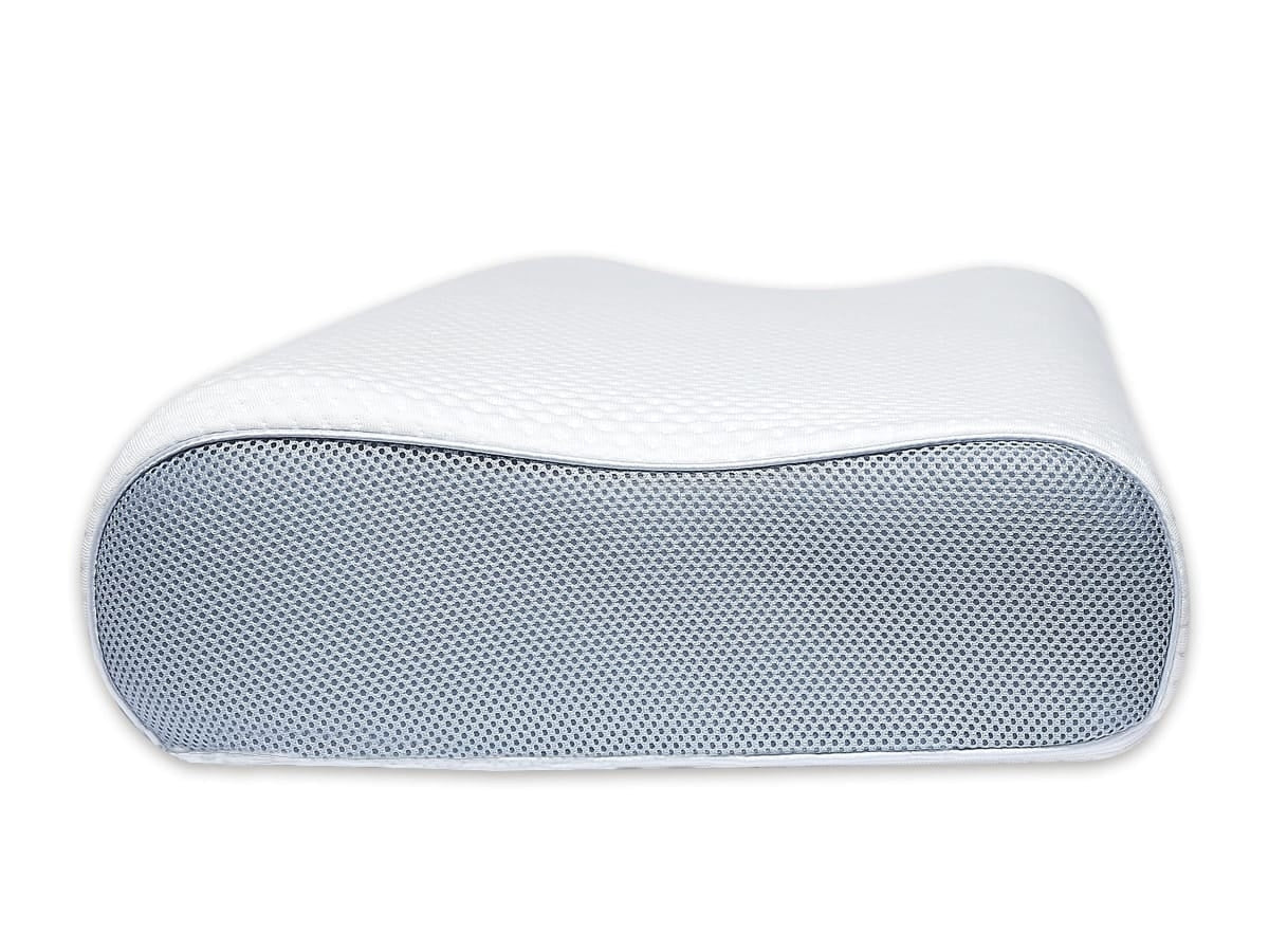 Aero Ventilated Contour Memory Foam Pillow
