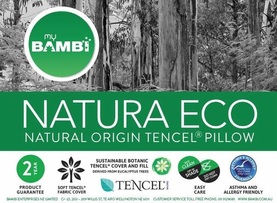 Bambi Eco Renew Tencel Pillow