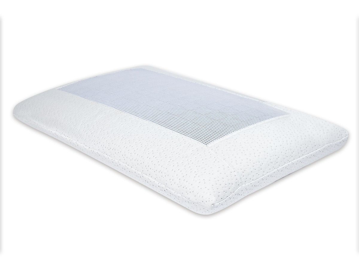 Flexi Pillow - Gel Classic Low Line With Bamboo