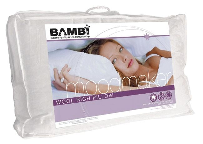 Bambi Moodmaker Wool Rich Pillow