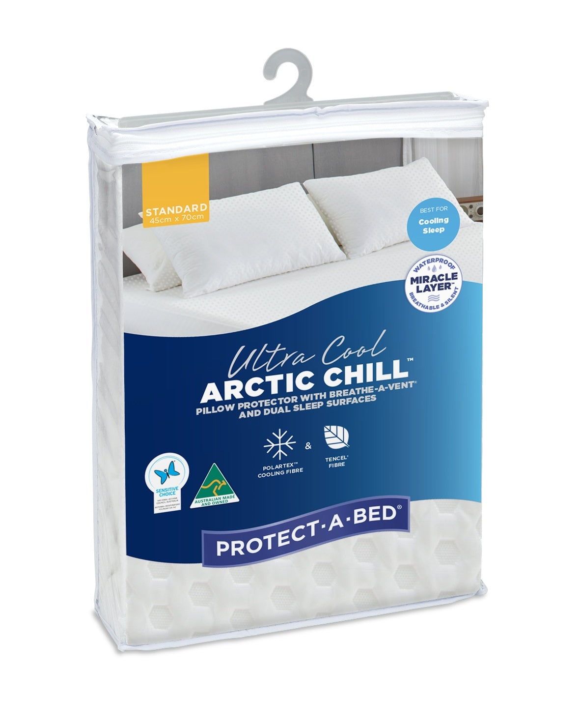 Protect-a-Bed Arctic Chill Pillow Protector