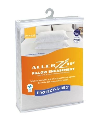 Protect-A-Bed Allerzip Pillow Protector